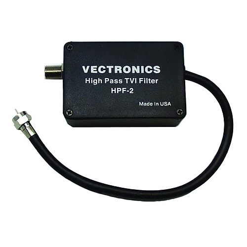 Vectronics HPF-2 Filters
