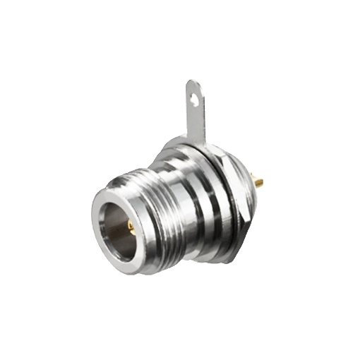 N-Type Round Chassis Socket