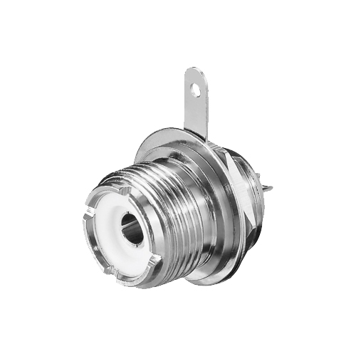 SO239 Round Chassis Socket