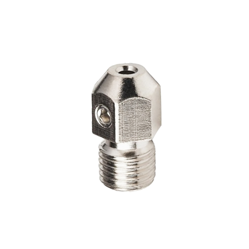 Whip Adapter 3/8 Thread to Fit 2.5 mm